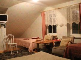 Aikarali Home Accommodation, Haapsalu