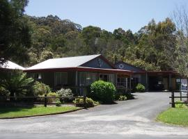 The Crays Accommodation, Strahan