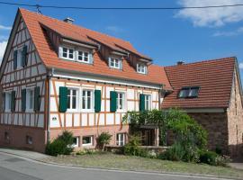 Winzerhaus Südpfalz, Gleiszellen-Gleishorbach