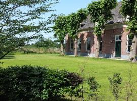 Landgoed De Lavei, Weleveld