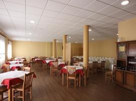 Hostal Restaurante El Silo, Santa María del Páramo