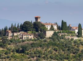 Castello Vicchiomaggio, Greve in Chianti