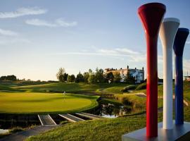 Novotel Saint Quentin Golf National, Magny-les-Hameaux