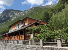 Guest House Andrejc, Soča