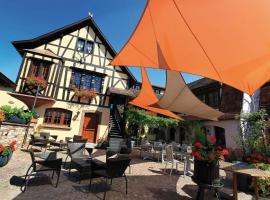 Hotel - Restaurant Le Cerf & Spa, Marlenheim