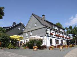 Ferienwohnungen Landgasthof Gilsbach, Winterberg