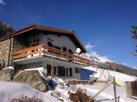 Chalet Crestannes, Davos