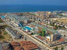 Crystal Waterworld Resort & Spa, Boğazkent