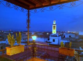 Riad Benchekroun, Meknesz