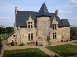 Manoir De Vaux, Daumeray