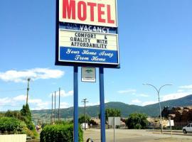 Ranchland Villa Motel, Merritt