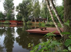 Rybolov pro děti a dospělé, Lázně Bohdaneč
