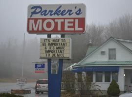 Parker's Motel, Lincoln