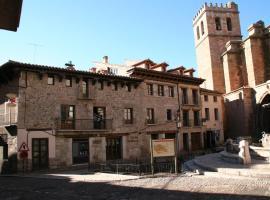 Apartamentos La Iglesia, Mora de Rubielos