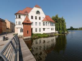 Fewo auf der Dominsel - SEEROSE, Brandenburg an der Havel