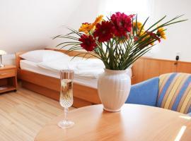 Hotel Pension Kirschstein, Wolgast