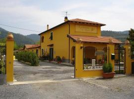 Agriturismo Le Giare, Villanova d'Albenga