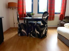 Monteur und Messewohnung, Rodgau