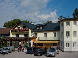 Gasthaus Pension zur Nixe, Steinbach am Attersee