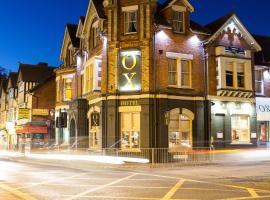 OX Hotel, Bar, & Grill, Poole