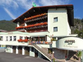 Hotel Edelweiss, Pfunds