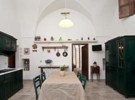 Masseria Nucci, Villaggio Resta