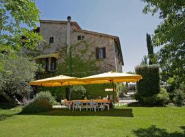 Casa Frontignano, Filetta