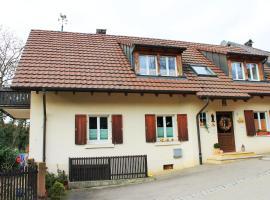 Ferienwohnung Sonnenhof, Badenweiler