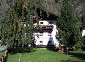 Gästehaus Bruggerhof, Längenfeld
