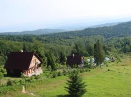 Karpatski Polonyny, Urych