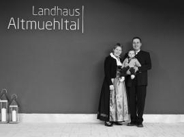 Landhaus Altmuehltal, Kipfenbergas