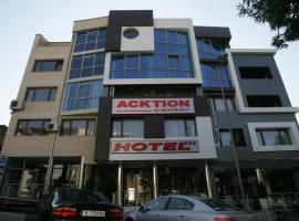 Hotel Acktion, Shumen