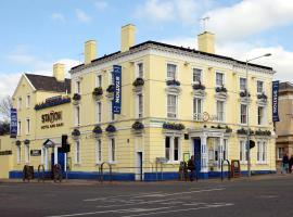 Station Hotel – RelaxInnz, Gloucester