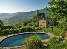 Agriturismo Rocca Di Pierle, Mercatale
