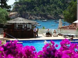 Hotel Aigua Blava, Begur