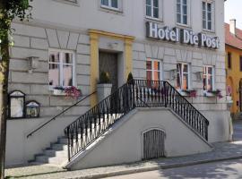 Hotel Die Post, Zusmarshausen