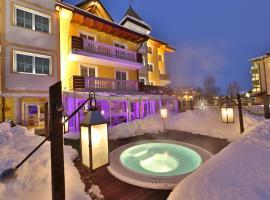 Dolce Avita Hotel Spa & Resort, Andalo
