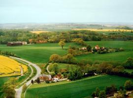 Pension Pohnsdorfer Mühle, Зирксдорф