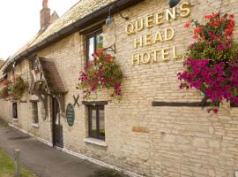 Queens Head Hotel, Milton Ernest