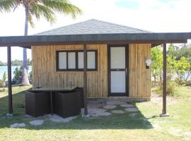 Bora Bora Eco Lodge, Bora Bora
