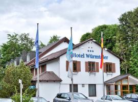 烏姆泰勒旅館, 慕尼黑
