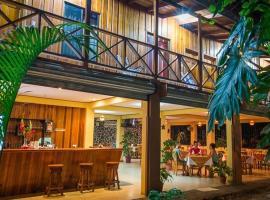 H&B Lodge Restaurant, Tambor