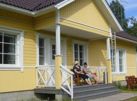Lehmuslammen Huvilat, Toivomäki