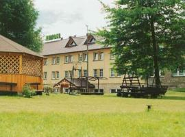 Hotel Janina, Rytro