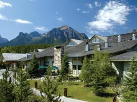Lake Louise Inn, Lago Louise