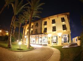 Lamunia Hotel, Trâblous