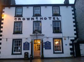 Crown Hotel, Langholm
