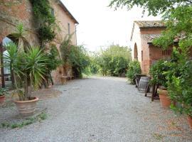 Casa Burraia, Abbadia di Montepulciano