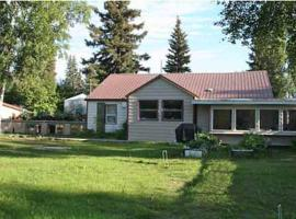Glacier House Hostel, Fairbanks