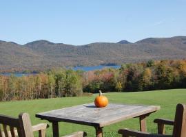 The Mountain Top Inn & Resort